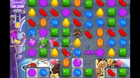Candy Crush Saga Dreamworld Level 480 (★★★ no booster)