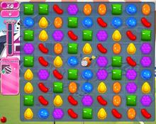 Candy Bomb Countdown Glitch