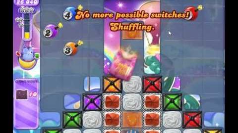 Candy Crush Saga Dreamworld Level 427 (Traumwelt)