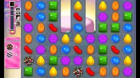 Candy Crush Saga Level 208 NEW