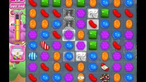 Candy Crush Saga Level 965 (No booster, 3 Stars)