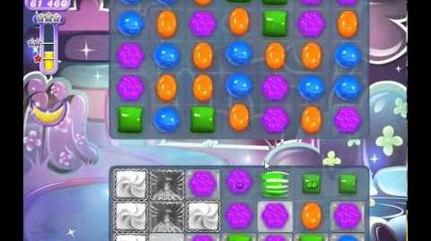 Candy Crush Saga Dreamworld Level 649 (Traumwelt)