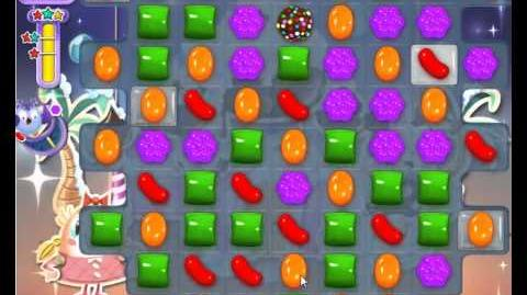 Candy Crush Saga Dreamworld Level 125 (Traumwelt)
