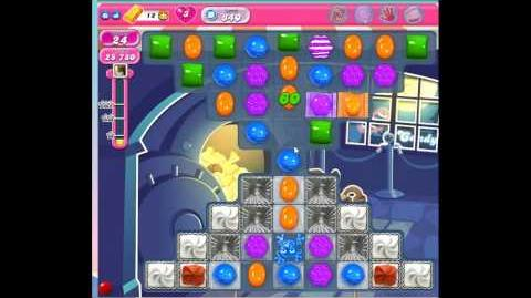 Candy Crush Saga Level 840 No Boosters