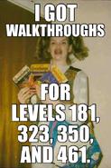 Walkthrough Time memo
