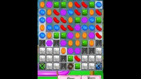 Candy Crush Level 411 No Toffee Tornadoes