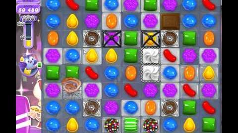 Candy Crush Saga Dreamworld Level 418 No Boosters