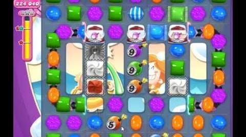 Candy Crush Saga Level 2269 - NO BOOSTERS