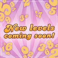 New levels announcement 139