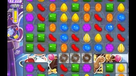 Candy Crush Saga Dreamworld Level 485 (Traumwelt)