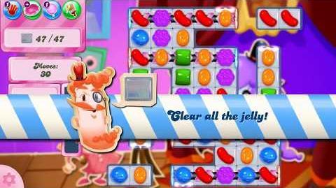 Candy Crush Saga Level 2581 NO BOSTERS