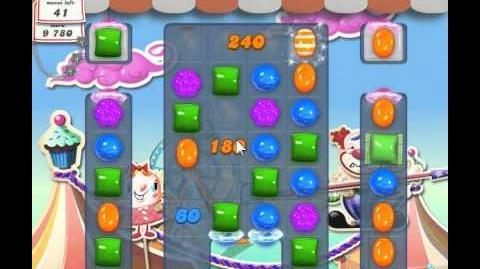 Candy Crush Saga Level 183 - no boosters