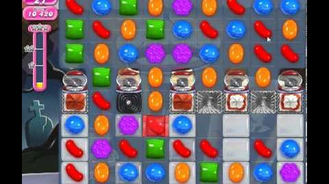 Candy Crush Saga Level 229 - 3 Star - no boosters
