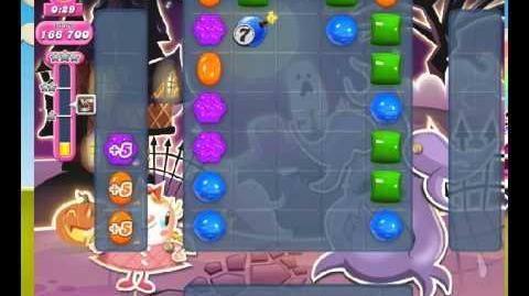 Candy Crush Saga level 725 (no boosters)