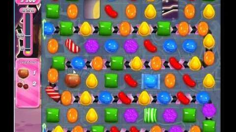 Candy crush saga - level 715 No Booster