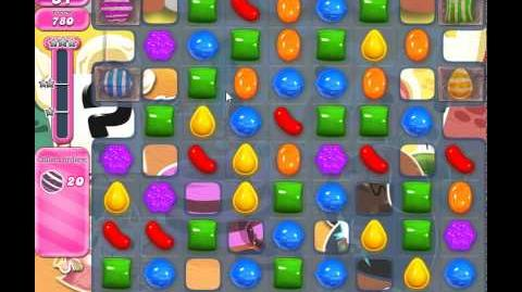 Candy Crush Saga Level 686 - No Boosters
