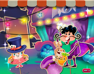 Benny in Charming Carnival