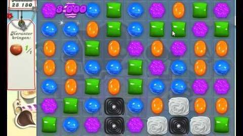 Candy Crush Saga Level 119