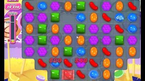 Candy Crush Saga Level 297