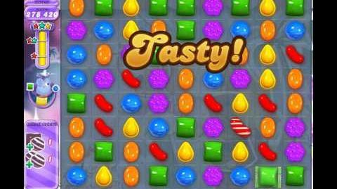 Candy Crush Saga Dreamworld Level 195 No Booster 3 Stars