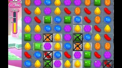 Candy Crush Saga Level 251 - 3 Star
