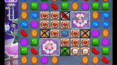 Candy Crush Level 369 (Dreamworld) Odus