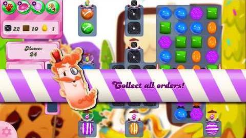 Candy Crush Saga Level 2600 NO BOOSTERS
