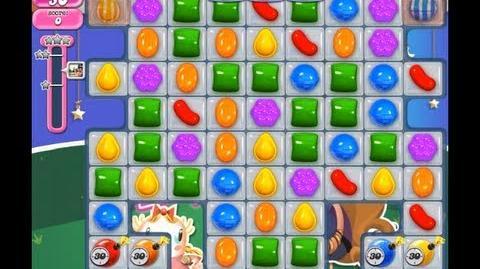 Candy Crush Saga Level 410 - NO BOOSTERS