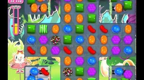 Candy Crush Saga Level 967