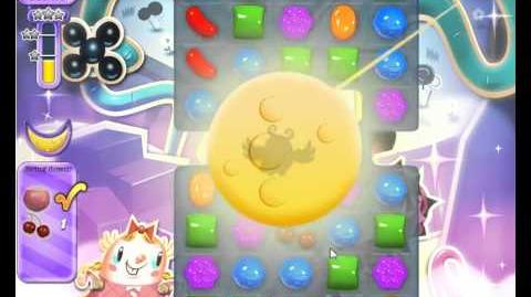 Candy Crush Saga Dreamworld Level 24 (Traumland)