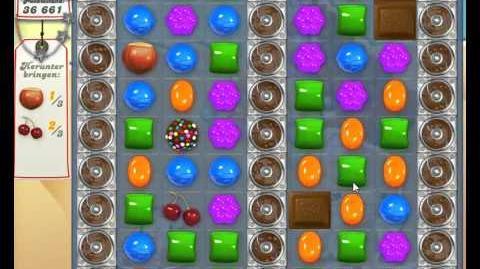 Candy Crush Saga Level 160