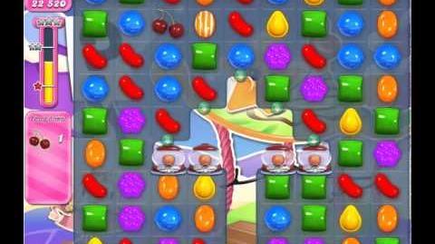 Candy Crush Saga Level 657