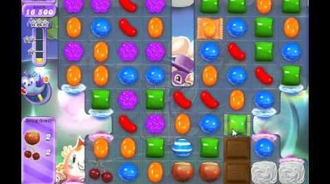 How to beat Candy Crush Saga Dreamworld Level 80 - 3 Stars - No Boosters - 123,680pts