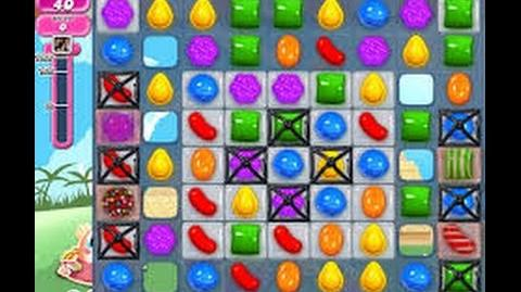 Candy Crush Level 327 (Dreamworld) Odus