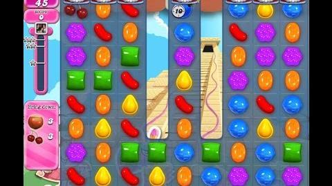 Candy Crush Level 332 (Dreamworld) Odus