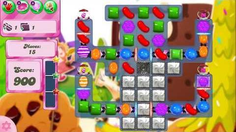 Candy Crush Saga Level 2597 NO BOOSTERS
