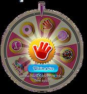 Candy crush spin wheel jackpot