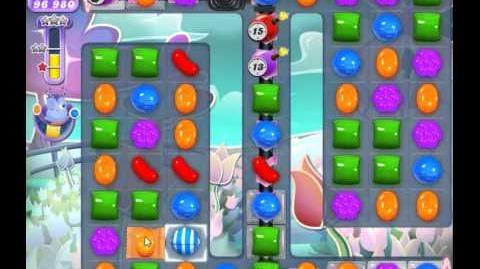 Candy Crush Saga Dreamworld Level 596 (Traumwelt)