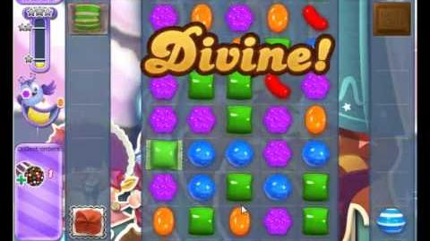 Candy Crush Saga Dreamworld Level 283 (Traumwelt)
