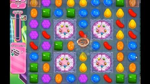 Candy Crush Saga Level 421 - NO BOOSTERS