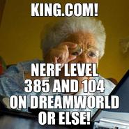 Nef level 385