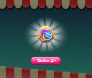 Bubblegum Bazaar completed turn 1 reward