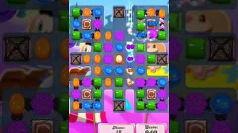 Candy Crush Level 2019 (3rd version, 20 moves)