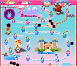 Cherry Chateau Map