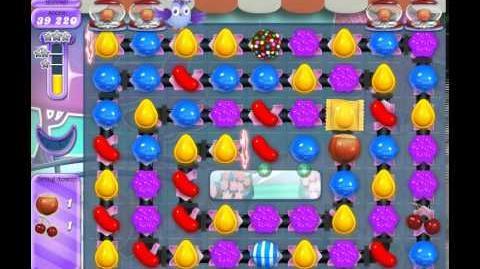 Candy Crush Saga Dreamworld Level 601 (No booster)