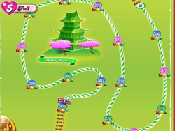 Pudding Pagoda Map Mobile