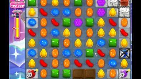 Candy Crush Saga Dreamworld Level 440 (3 star, No boosters)