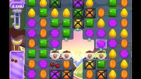 Candy Crush Saga Dreamworld Level 657 (No booster, 3 Stars)