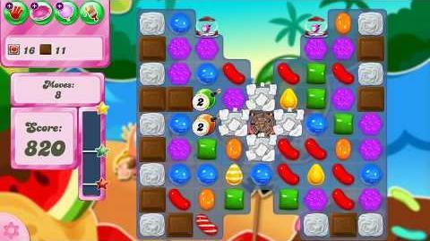 Candy Crush Saga Level 2521