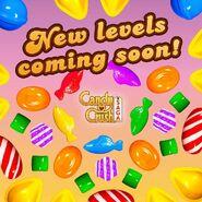 New levels announcement 114
